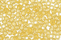 TOHO Sueded Gold Topaz Hybrid Round 8/0 Seed Bead