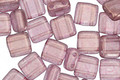 CzechMates Glass Halo Cherub 2-Hole Tile 6mm
