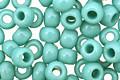 TOHO Opaque Turquoise Round 6/0 Seed Bead