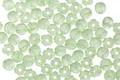 Czech Glass Peridot Melon Round 3mm
