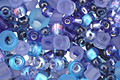 TOHO Amamizu Blue Seed Bead Mix