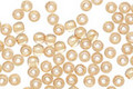 Czech Glass Luster Transparent Champagne Round 3mm