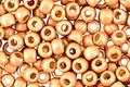 TOHO Permanent Galvanized Matte Rose Gold Round 6/0 Seed Bead