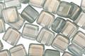 CzechMates Glass Halo Heavens 2-Hole Tile 6mm