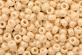 TOHO Opaque Lustered Light Beige Round 11/0 Seed Bead