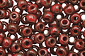 TOHO Pepper Red Picasso Hybrid Round 8/0 Seed Bead