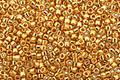 TOHO Metallic Gold Gold Treasure #1 Seed Bead