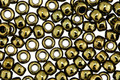 TOHO Gold Lustered Dark Chocolate Bronze Round 6/0 Seed Bead