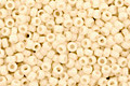 TOHO Opaque Light Beige Round 15/0 Seed Bead