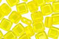 CzechMates Glass Lemon 2-Hole Tile 6mm