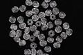 Czech Fire Polished Glass Crystal Round 2mm
