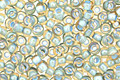 TOHO Rainbow Light Topaz (with Sea Foam Lining) Round 11/0 Seed Bead