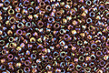 TOHO Rainbow Light Amethyst (with Copper Lining) Round 11/0 Seed Bead