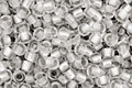 TOHO Crystal (with Frosted Silver Lining) Round 11/0 Seed Bead