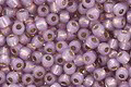 TOHO Permanent Milky Amethyst (with Silver Lining) Round 11/0 Seed Bead