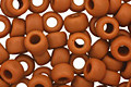 TOHO Opaque Frosted Terra Cotta Round 6/0 Seed Bead