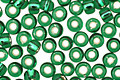 TOHO Grass Green (with Silver Lining) Round 8/0 Seed Bead