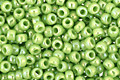 TOHO Opaque Rainbow Sour Apple Round 11/0 Seed Bead