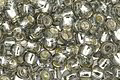TOHO Black Diamond (with Silver Lining) Round 8/0 Seed Bead