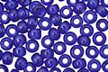 TOHO Transparent Cobalt Round 8/0 Seed Bead