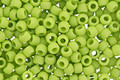 TOHO Opaque Frosted Sour Apple Round 8/0 Seed Bead