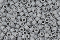 TOHO Aiko Opaque Gray Precision Cylinder 11/0 Seed Bead