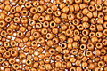 TOHO Permanent Galvanized (Matte) Old Gold Round 11/0 Seed Bead