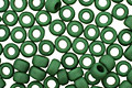 TOHO Opaque Frosted Pine Green Round 8/0 Seed Bead
