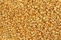 TOHO Metallic 24k Gold Round 15/0 Seed Bead