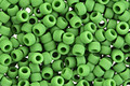 TOHO Opaque Frosted Mint Green Round 8/0 Seed Bead