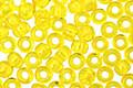 TOHO Transparent Lemon Round 8/0 Seed Bead