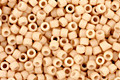TOHO Opaque Pastel Frosted Apricot Round 15/0 Seed Bead