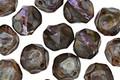 Czech Glass Blackberry Chandelier Cut 8mm