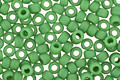 TOHO Opaque Frosted Mint Green Round 11/0 Seed Bead