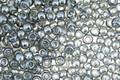 TOHO Transparent Lustered Black Diamond Round 8/0 Seed Bead