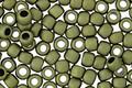 TOHO Matte Dark Olive Round 6/0 Seed Bead