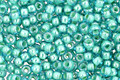 TOHO Aqua (with Light Jonquil Lining) Round 11/0 Seed Bead