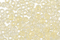 TOHO Light Sueded Gold Lame' Hybrid Round 8/0 Seed Bead