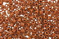 TOHO Opaque Terra Cotta Cube 1.5mm Seed Bead