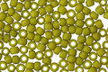 TOHO Semi-Glazed Lemongrass Round 8/0 Seed Bead