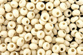 TOHO Opaque Light Beige Magatama 3mm Seed Bead