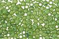 TOHO Milky Greenery Hybrid Round 8/0 Seed Bead