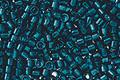 TOHO Aiko Transparent Capri Blue Precision Cylinder 11/0 Seed Bead