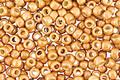 TOHO Permanent Galvanized (Matte) Rose Gold Round 8/0 Seed Bead