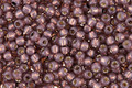 TOHO Milky Nutmeg (with Silver Lining) Round 11/0 Seed Bead