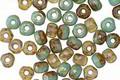 Czech Glass Agave Trica Beads 2.5x4mm