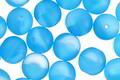 Czech Glass Matte Aquamarine Waters Round Druk 8mm