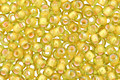 TOHO Jonquil (with Apricot Lining) Round 11/0 Seed Bead