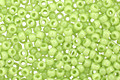 TOHO Opaque Sour Apple Round 15/0 Seed Bead