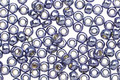 TOHO Galvanized Metallic Polaris Round 8/0 Seed Bead